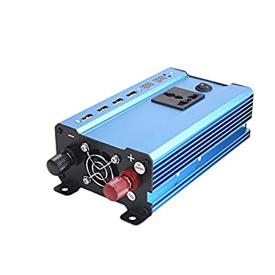 Sedeta High Performance Solar Power Inverter voltage converter jump starters solar charge controllers DC12V To AC220V Adapter with Cigarette Lighter