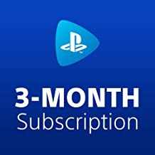 PlayStation Now Subscription (3 Months) - PS4 / Windows PC [Digital Code]