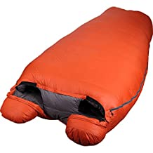 Splav Double Sleeping Bag Goose Down Tandem Permafrost 2-Person Warmest Winter