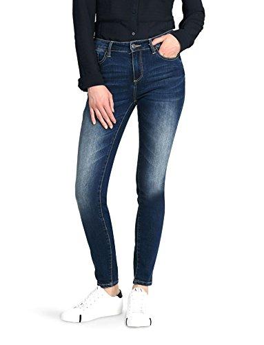 Blu Donna Cotone Armani Jeans Exchange 8nyj01y3aazblue EPfqX