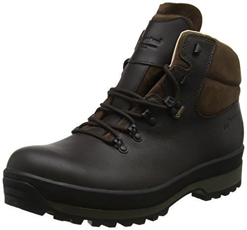 Berghaus Hillmaster II Gore-Tex Walking Boots, Stivali da Escursionismo Alti Uomo Marrone (Coffee Brown Bj8)