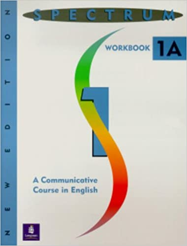 Spectrum A Communicative Course In English Level 1 Student Book