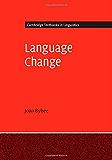 Language Change (Cambridge Textbooks in Linguistics)