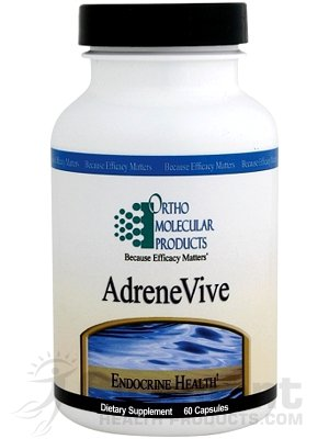 Ortho moléculaire - Adrene-Vive - 60 comprimés