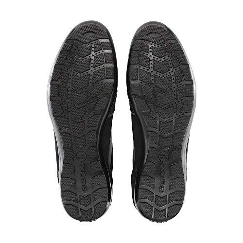 Oxford Hombre Zapatos a Azul de Cordones Symbol para C4002 Navy Uomo Geox 18xYqZZ