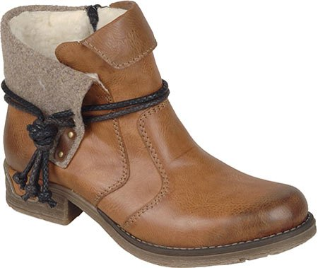 Rieker 41 M Muskat Cayenne Women's 5 79693 US Eagle Boot Women's Wood Eagle Filz 9 FzFw6