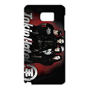 Unique Style Personalized design Tokio Hotel rock brand Phone case for Samsung Galaxy Note 5 3d hard plastic case