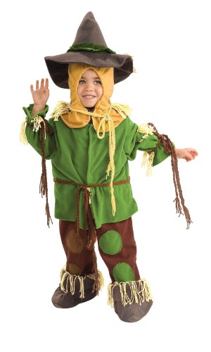 Wizard of Oz Toddler Scarecrow (Best Halloween Costumes Of 2000)