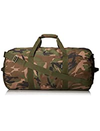Everest 23-Inch Woodland Camo Duffel, Camouflage, One Size