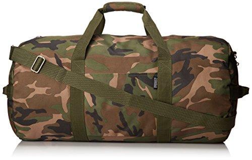 Camo Duffle Bag (Everest 23-Inch Woodland Camo Duffel, Camouflage, One)