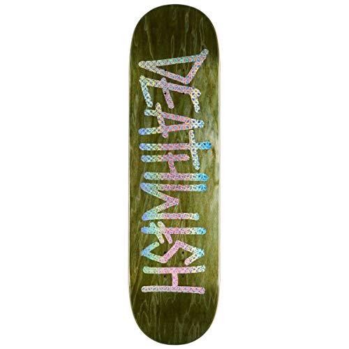 Deathwish Deathspray Holo Veneer Skateboard Deck - 8.25
