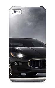 Slim Fit Tpu Protector Shock Absorbent Bumper Maserati Granturismo 4 Case For Iphone 5c