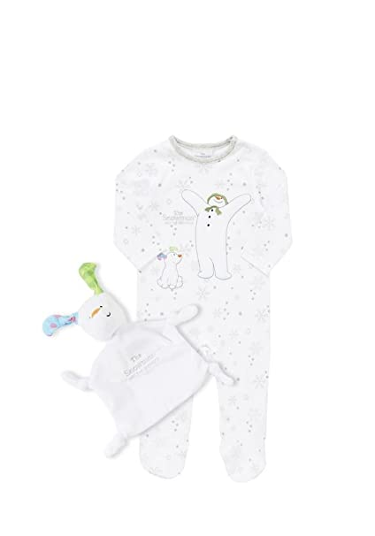 Para el muñeco de nieve Pelele para bebé y vida útil de Snowdog manta Talla: