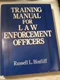 img - for Training Manual for Law Enforcement Officers by Russell L. Bintliff (1990-11-03) book / textbook / text book