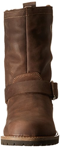 Pictures of Ecco Footwear Womens Elaine Buckle Boot Black 6