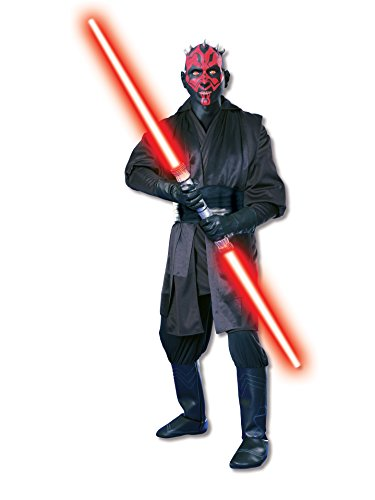 (Rubie's Costume Co Super Deluxe Darth Maul Adult)
