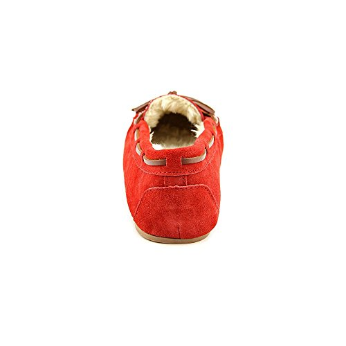 Slippers Blitz 9 Moccasin Red Women SS US Molly Shoes 1rq1xT0