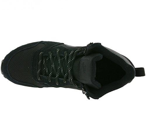 NIKE Herren MD Runner 2 Mid Premium Schuh Schwarz