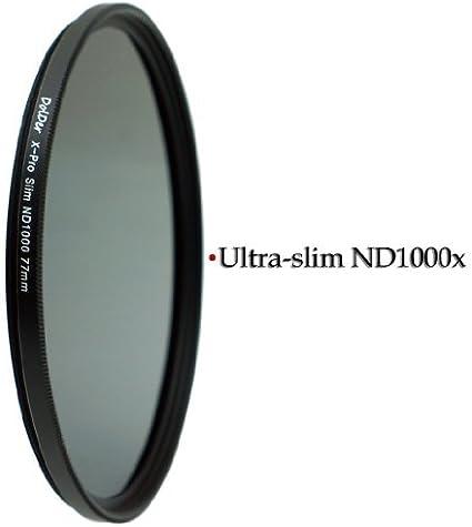 X-Pro Series ND 1000 72mm einweg DolDer Slim Neutral Graufilter ND 1000-72mm