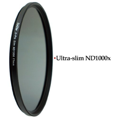 walimex pro 77mm ND1000 Coated Slim Filter for Camera