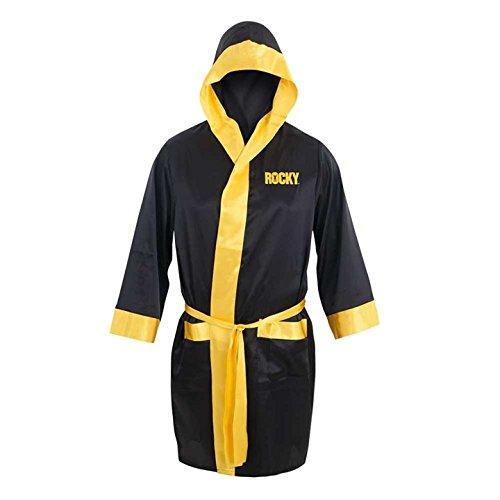 Rocky Balboa Costume Satin Robe & Short Combo, ONE SIZE FITS MOST -