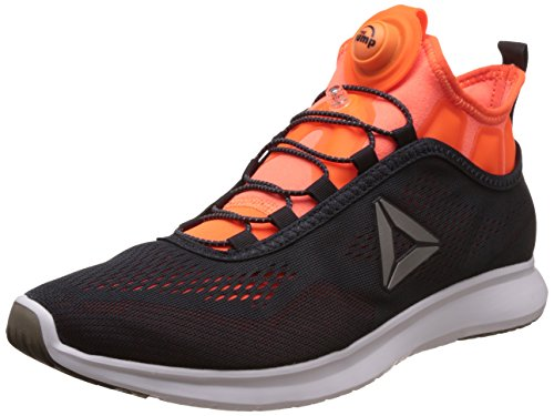 Scarpe Trail Grigio Orange Running White Reebok Wild Pump Da Uomo lead Plus Tech HqwH6xCTt