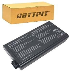 Battpit Recambio de Bateria para Ordenador Portátil Uniwill N258KAO (4400 mah)