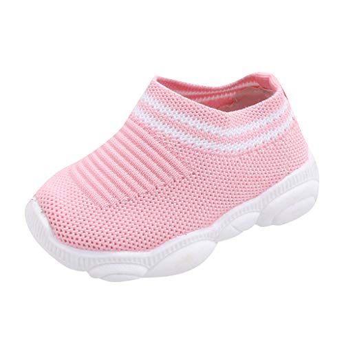 Tronet Toddler Infant Kids Baby Boys Girls Mesh Casual Sports Running Shoes Sneakers Sneakers
