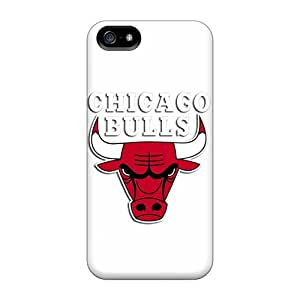 New Chicago Bulls Tpu Skin Case Compatible With Iphone 5/5s