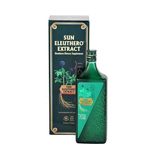SUN CHLORELLA - Sun Eleuthero Extract (33.8 Ounce/1000 Milliliter) by Sun Chlorella