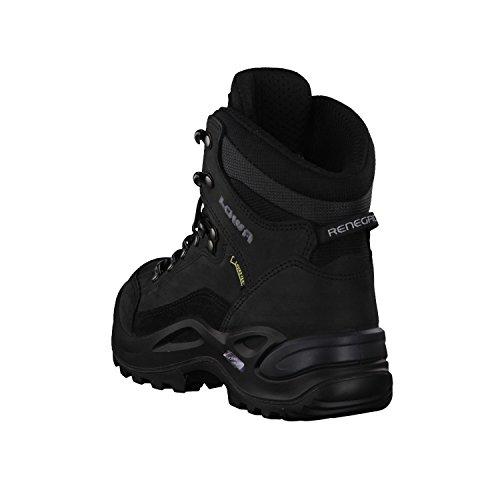 Gtx Nero da Escursionismo Mid Lowa Stivali Donna Ws Renegade fxqn8qwHX5