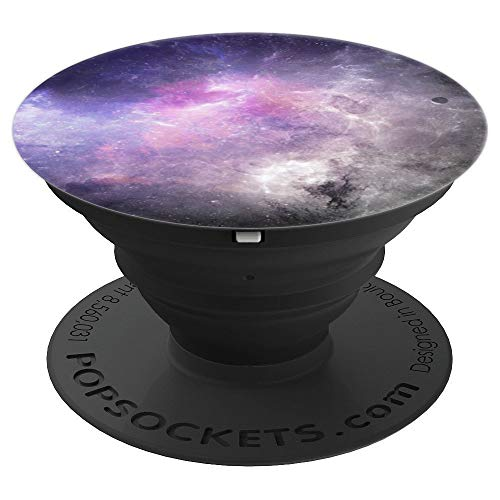 Cool Nebula Galaxy Space Milk Way Stars Design - PopSockets Grip and Stand for Phones and Tablets ()