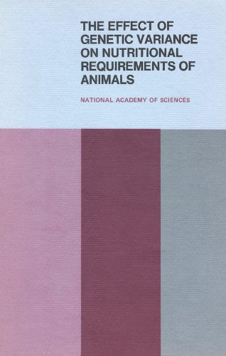 The Effect of Genetic Variance on Nutritional Requirements of Animals: Proceedings of a Symposium