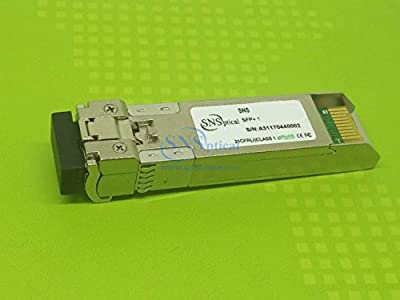 SNS 10GBase LR Compatible with Ubiquiti 10GBase LR 10GBASE-LR SFP+ 1310nm 10km DOM Transceiver