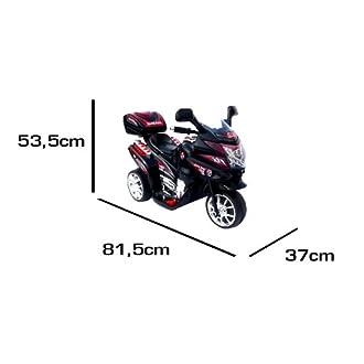 Kinder Elektro-Motorrad Bild