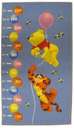 Kinderteppich Disney Winnie Pooh & Tigger Maßband: Amazon.de ...