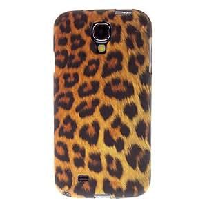 Fashion Leopard Print Pattern Hard Case for Samsung Galaxy S4 I9500