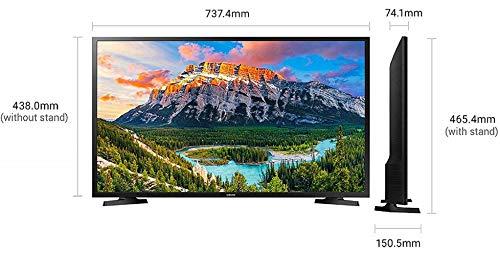 Samsung 80 cm (32 Inches) Series 4 HD Ready LED Smart TV UA32N4300AR (Black) (2018 model)