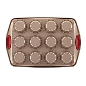 Rachael Ray 47578 10-Piece Steel Bakeware Set,