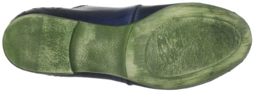 cordones Jeans Eva Azul Blau mujer de de 38001 Rovers cuero Zapatos para 6PI1w