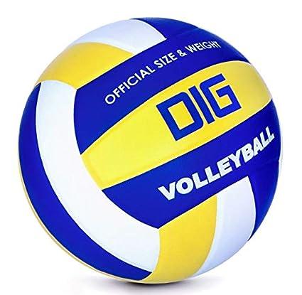 Spokey Balón Oficial de Voleibol Dig II: Amazon.es: Deportes y ...