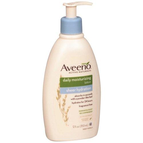 Aveeno Active Naturals Daily Moisturizing Lotion, Sheer Hydr