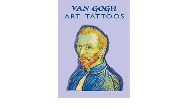Van Gogh Art Tattoos (Dover Tattoos): Amazon.es: Van Gogh, Vincent ...