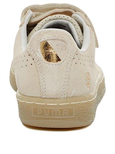 Puma x Careaux Basket Strap Calzado blanco