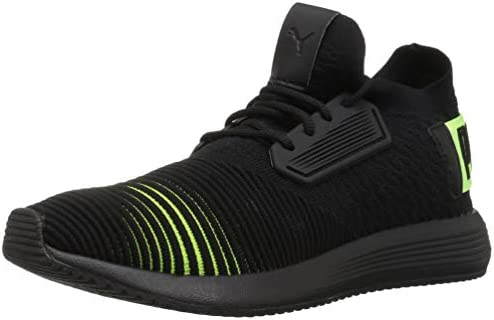 Puma Black-limepunch