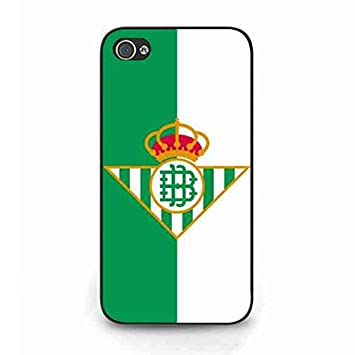 Real Betis Balompie Phone Carcasa Cover for iPhone 4/iPhone ...