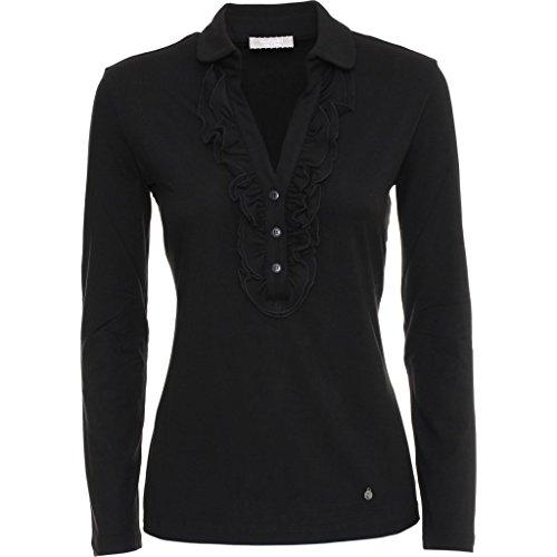 Nero Giardini - Camiseta de manga larga - para mujer negro