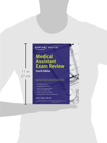 Medical Assistant Exam Review Fourth Edition (Kaplan Medical)