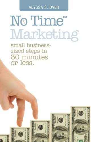 Pdf Download No Time Marketing Small Business Sized Steps In 30