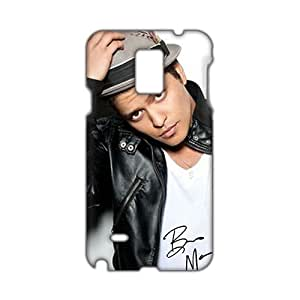 Bruno Mars 3D Phone Case for Samsung note4